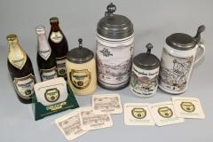 Besondere Bierkrüge zum 750. Geburtstag der Stadt Iserlohn,1987