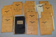 Notarielle Urkunden von 1902 bis 1918